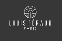 Vêtements homme Evalon Paris logo Louis Feraud